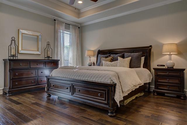 postel luxusní